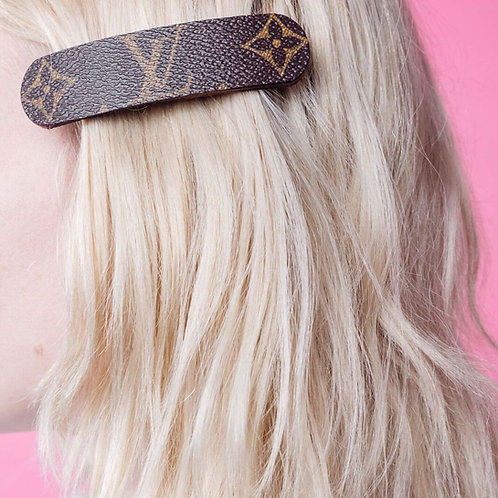 Louis Vuitton Up-cycled Clip