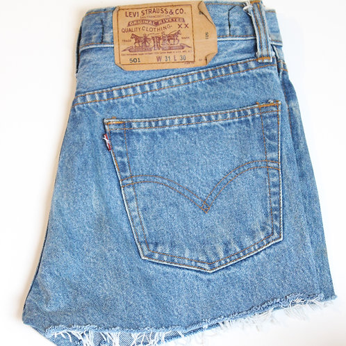 501 Levi Shorts W31
