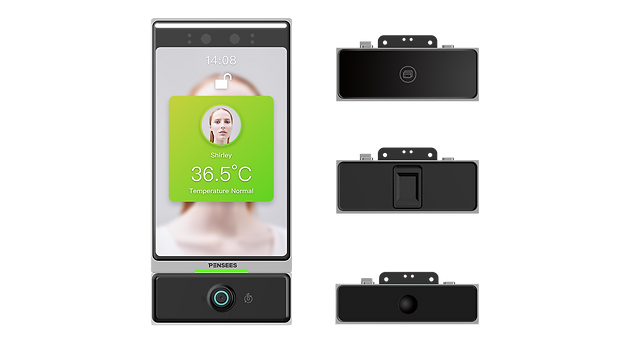 Pensees Face Recognition with Add-on modules