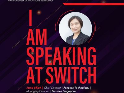 Pensees will be a part of SWITCH Singapore