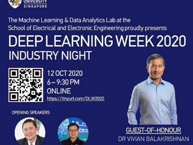 Deep Learning Week 2020 at NTU