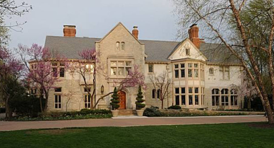 Ohio Governor's Mansion Residence