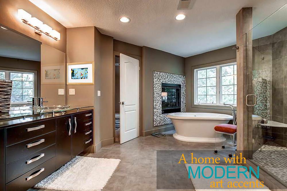 Bathroom, Restroom, Luxurious Bathroom