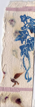 Watercolor Bookmark 16