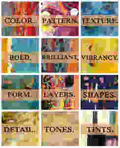WHAT'S YOUR PALETTE TYPE? ABSTRACT ART