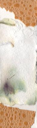 Watercolor Bookmark 12