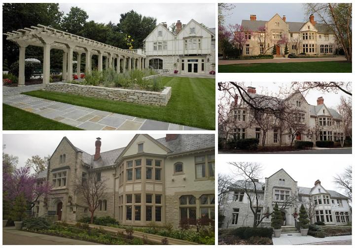 Ohio Governor's Mansion, Ohio Mansion, Bexley Mansion, Bexley Homes