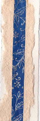 Watercolor Bookmark 18