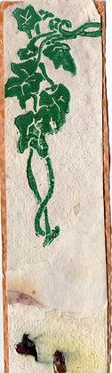 Watercolor Bookmark 5