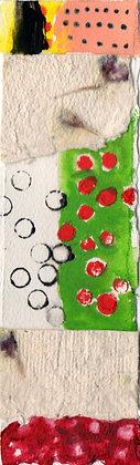 Watercolor Bookmark 20