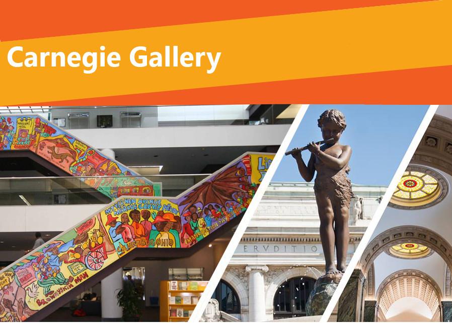 Carnegie Gallery, Columbus Metropolitan Library, Columbus, Ohio