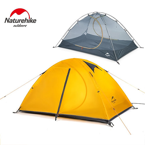 Naturehike 2 People Ultralight Outdoor Trekking Hiking Backpacking Tents