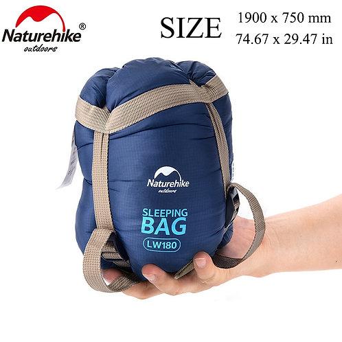 NatureHike Mini Summer Warm Weather Outdoor Nature Camping Cotton Sleeping Bag