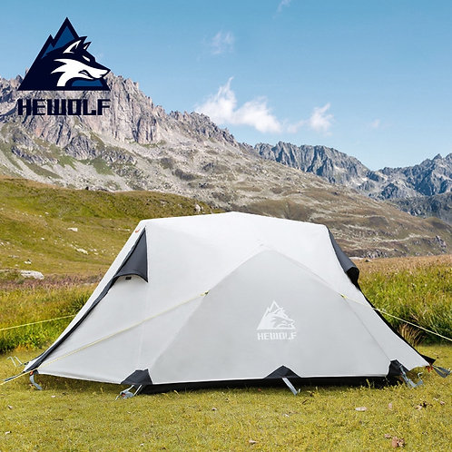 Hewolf 1589 Outdoor Camping Four Seasons Tent