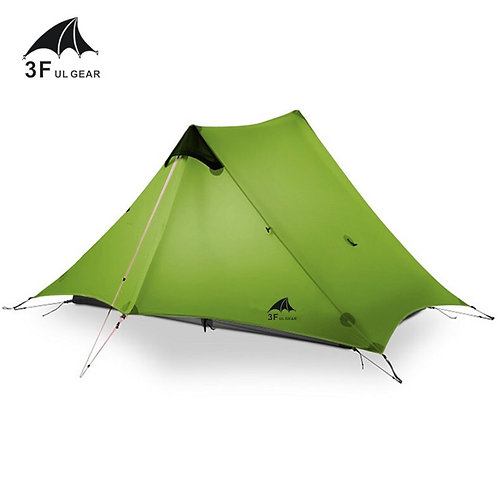 3F UL GEAR 2019 Lanshan 2 Tent 2 Person Outdoor Ultralight Camping Tent 3 Season