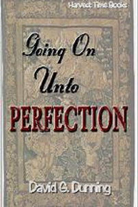 Going On Unto Perfection