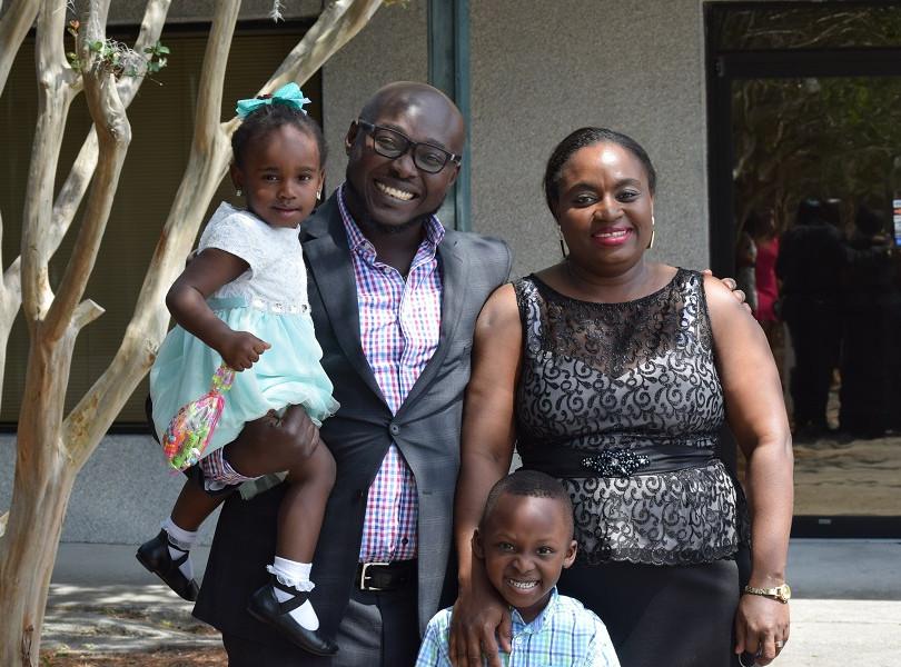 Ezeh Family