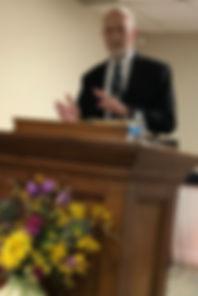 Pastor David Dunning