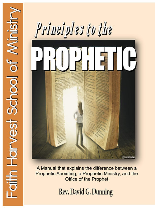 Principles to the Prophetic