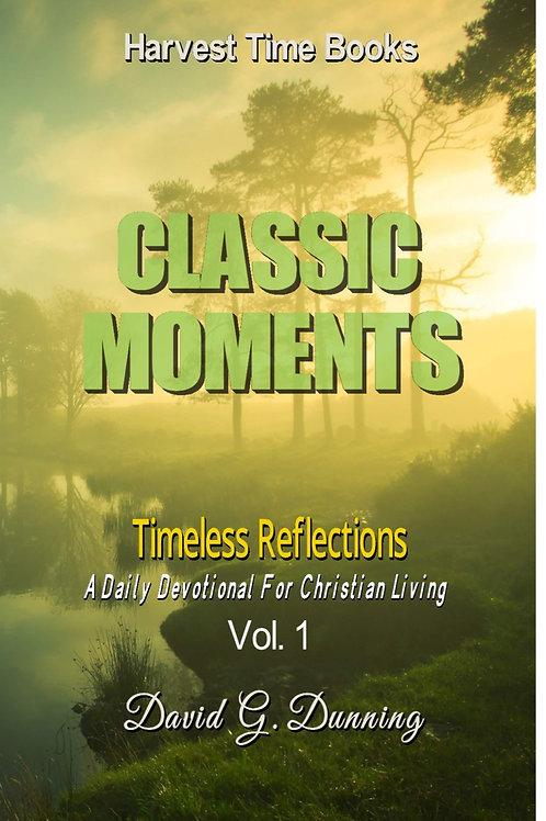 Classic Moments Vol. 1