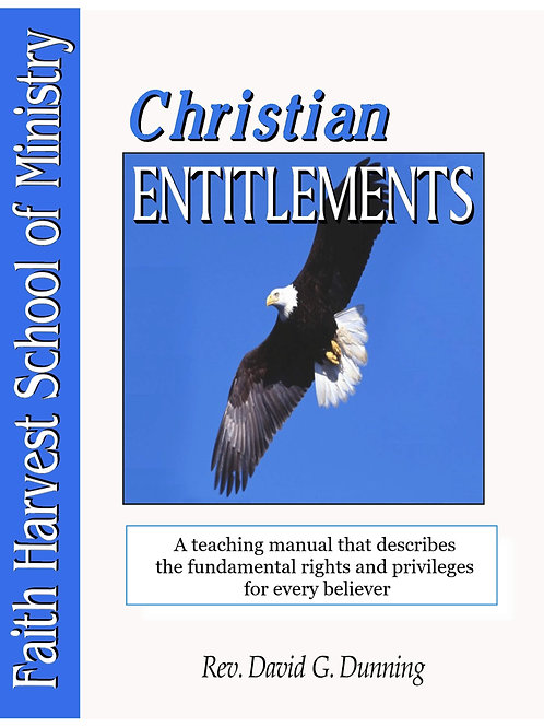Christian Entitlements