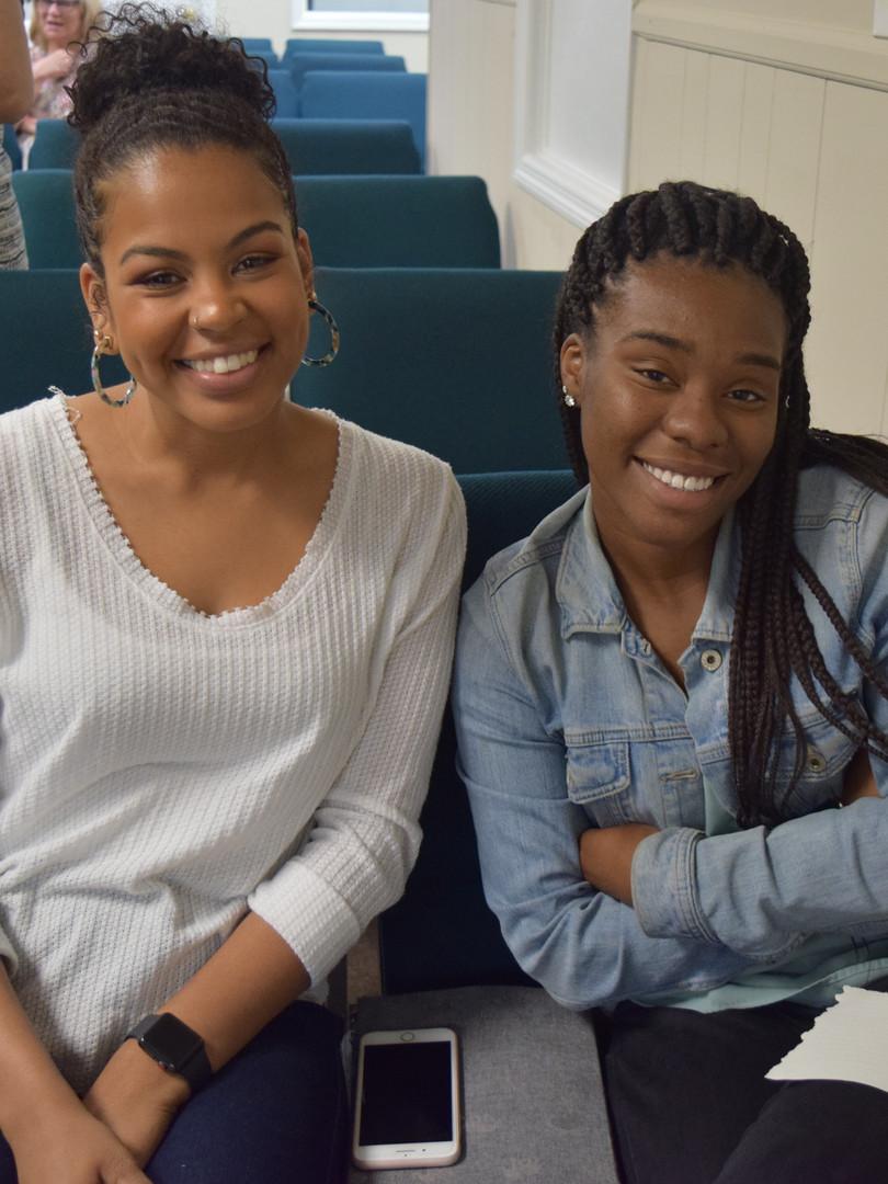 Bianca and Madrena