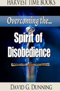 Overcoming the... Spirit of Disobedience
