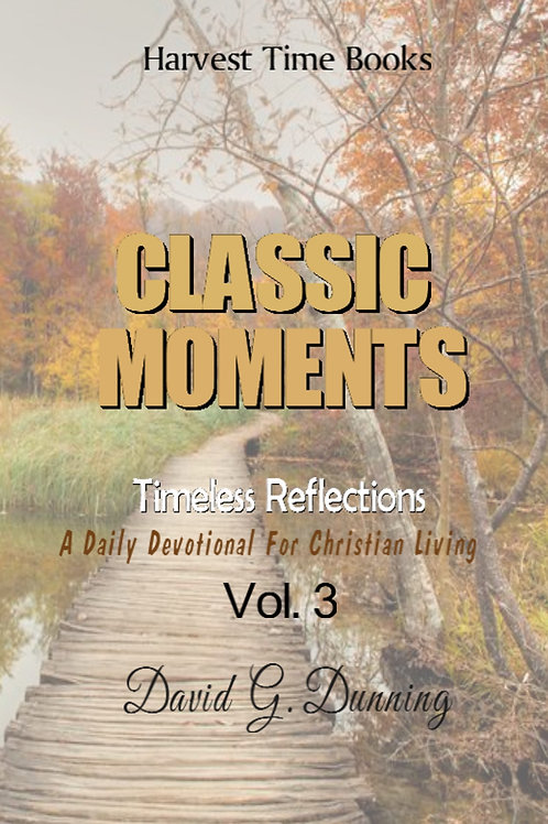 Classic Moments Vol. 3
