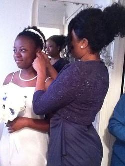 Megan's getting married, 2011