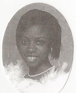 Megan Smith as debutante