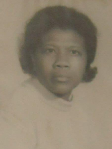 My grandmother around the time I was born