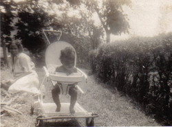 Baby Joanne and Aunt Florence