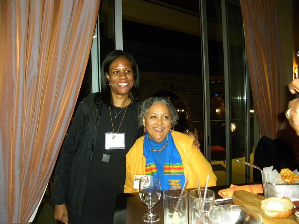 RR and Dr. Donna S. Akiba Harper