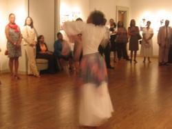 Keri Smith dance performance