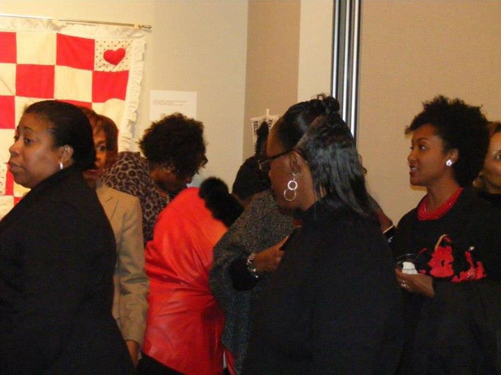 Delta Sigma Theta at Portraits II