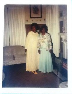 Beatrice Bonner and Emma Richardson