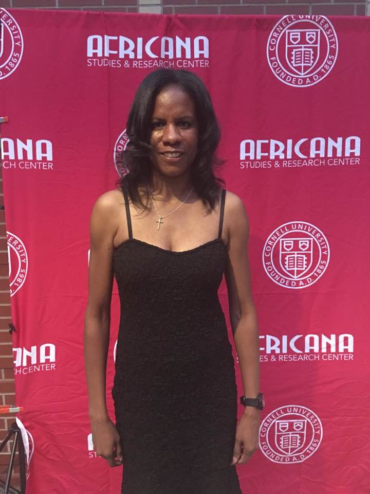 RR at 2016 Africana homecoming