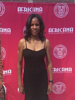 RR at 2016 Africana homecoming