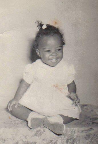 Baby Joanne Richardson