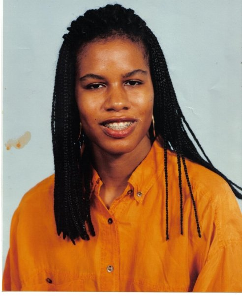Age 20, junior year at Spelman; also, second set of braces (one year to readjust bite)