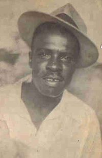 Joe Richardson, Pensacola, FL 1940s