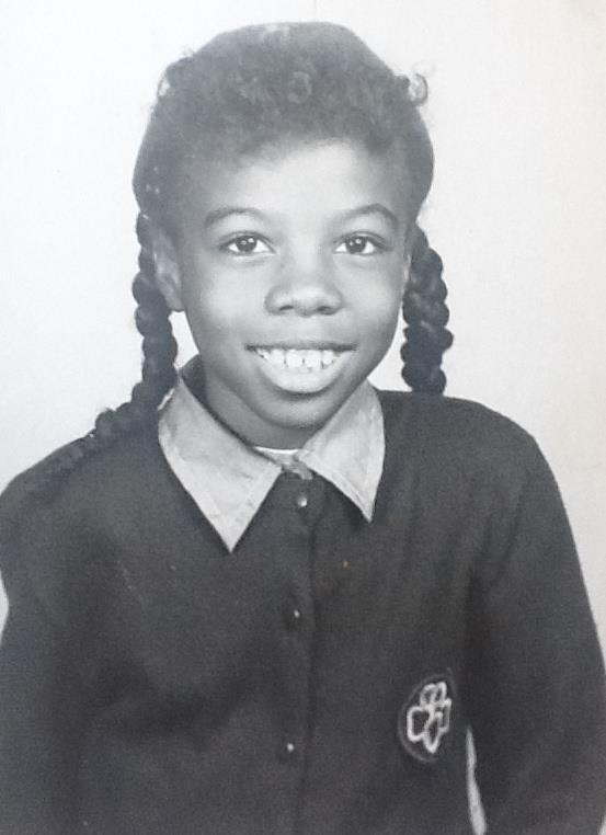 Joanne's Girl Scout Photo