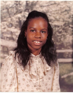 School day picture at age 11 at St