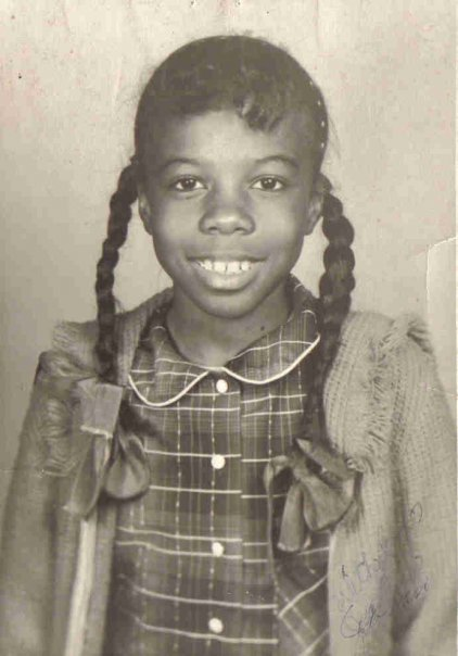 Joanne, age 10, Booker T. Washington