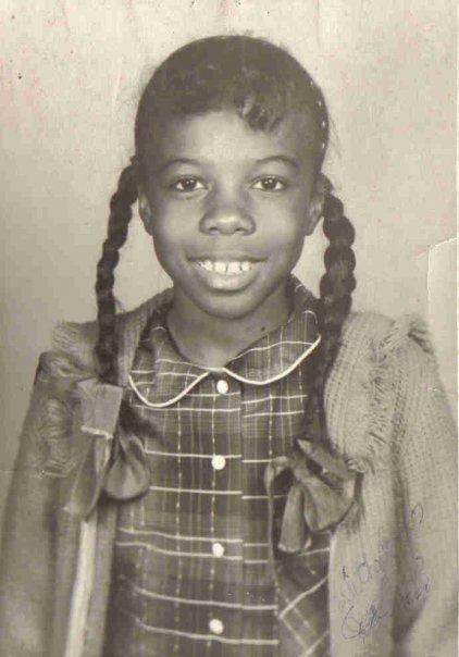 Joanne, age 10, Booker T. Washington