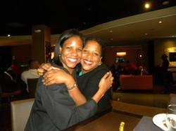 RR and Tayari Jones