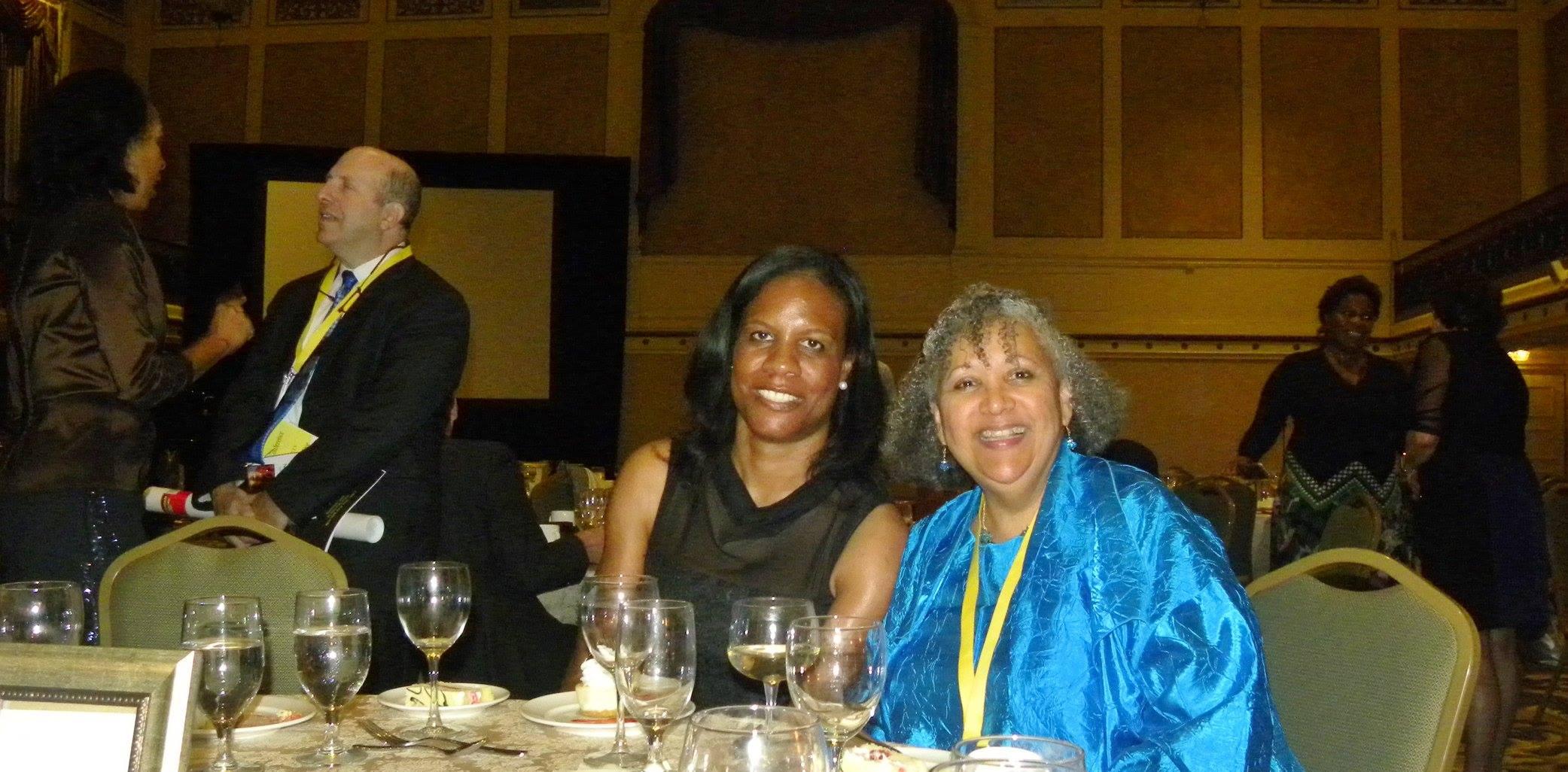 RR and Dr. Donna Akiba S. Harper