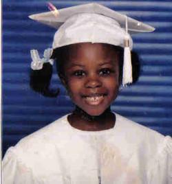 Megan Smith's graduation