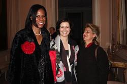 Riché, Sophie and Géraldine