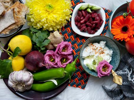 FUL - An eritrean breakfast between Asmara and Paris